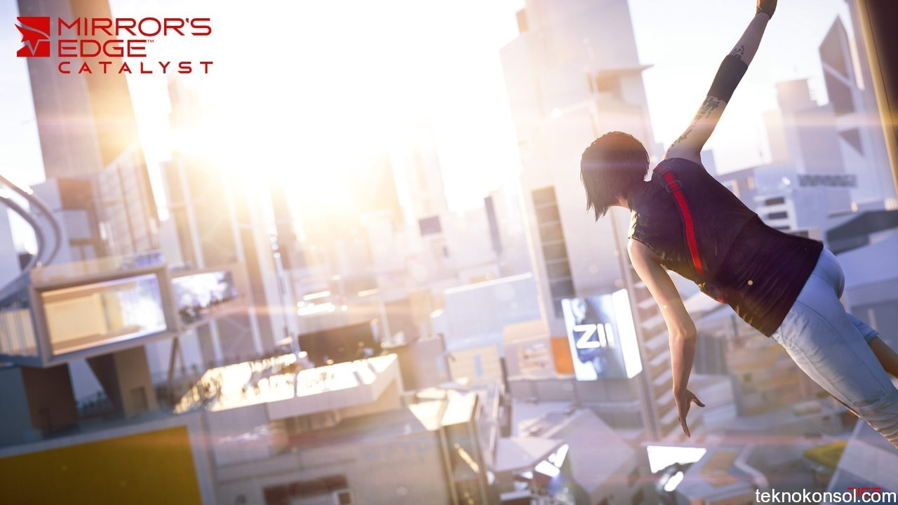 Mirrors Edge 2 Trailler