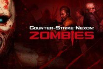 Counter Strike zombi modunu sunar..