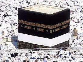 Mekke'de yaşıyor Kabe'yi görmemiş