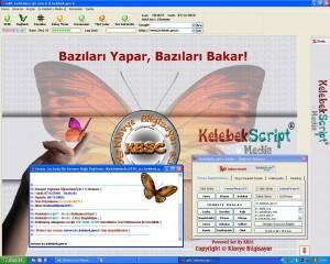 Kelebek Script v.Media