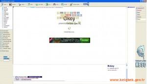 Kelebek Script Web Kanal Sistemi – Okey Kanalı