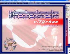 Kelebek Script v.Türkçe