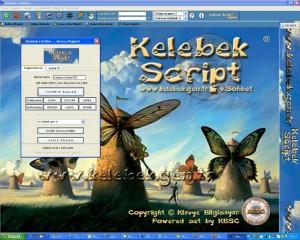 Kelebek Script v.Sohbet