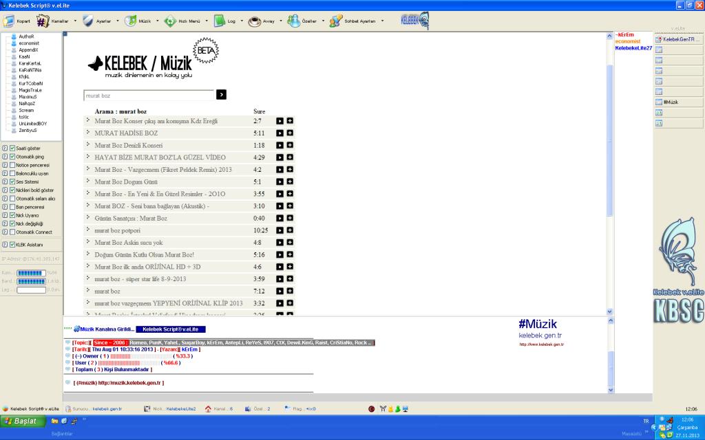 Kelebek Müzik Kanalı