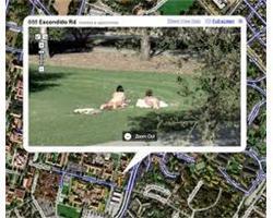 Google Street View'e Nokia dan rakip geliyor