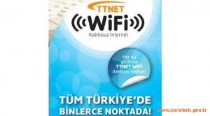 TTnet yılbaşına özel dagıtıyor